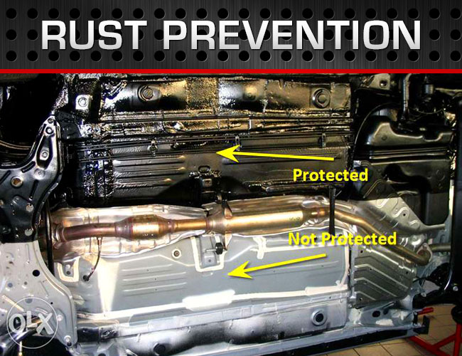 Rust Protection and Prevention